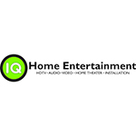 IQ Home Entertainment logo