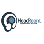 HeadRoom logo